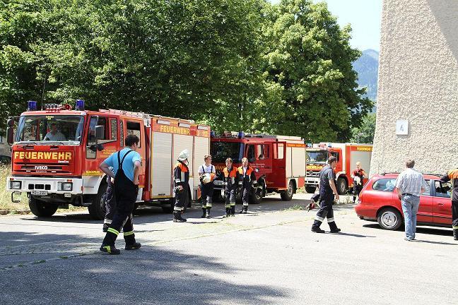 Feuerwehrübung-Brannenburg-Rosenheim-2013
